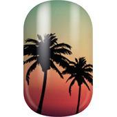 Miss Sophie's - Nagelfolien - Nail Wraps LA Sunset