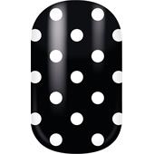 Miss Sophie's - Fólie na nehty - Nail Wraps Little White Dots