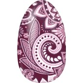 Miss Sophie's - Folie do paznokci - Nail Wraps Persian Plum