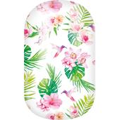 Miss Sophie's - Nail Foils - Nail Wraps Tropical Orchids
