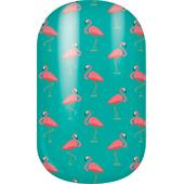Miss Sophie's - Folie do paznokci - Nail Wraps Wild Flamingo
