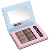 Misslyn - Brwi - Chocolate Brow Duo Eyebrow Powder