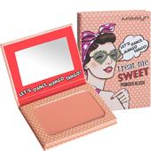 Misslyn - Róż - Treat me Sweet! Powder Blush