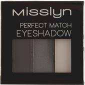 Misslyn - Clubbing - Perfect Match Eyeshadow