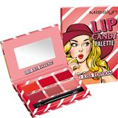 Misslyn - Lip Gloss - Lip Candy Palette
