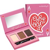 Misslyn - Lidschatten - Eye Want It! Eyeshadow Set 22
