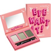 Misslyn - Lidschatten - Eye Want It! Eyeshadow Set 56