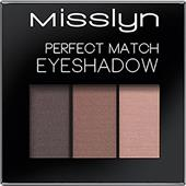 Misslyn - Lidschatten - Perfect Match Eyeshadow