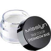 Misslyn - Lidschatten - True Color Eyeshadow Base