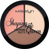 Misslyn - Makijaż - Shaping Queen Contouring Palette