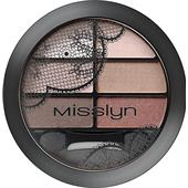 Misslyn - Mascara - Eyes On Eyeshadow Set