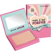 Misslyn - Puder - Make It Last Forever Mattifying Compact Powder