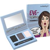 Misslyn - Lidschatten - Eye-Mazing Eyeshadow Set