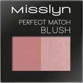 Misslyn - Viva la Diva - Perfect Match Blush