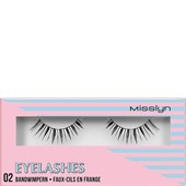 Misslyn - Wimpern - Eyelashes 02