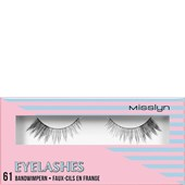 Misslyn - Wimpern - Eyelashes 61