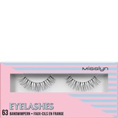 Misslyn - Wimpern - Eyelashes 63