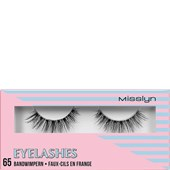 Misslyn - Wimpern - Eyelashes 65