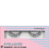 Misslyn - Wimpern - Eyelashes 67