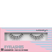 Misslyn - Wimpern - Eyelashes 68