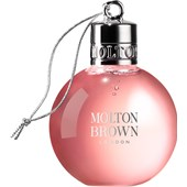 Molton Brown - Bath & Shower Gel - Festive Bauble Rhubarb & Rose