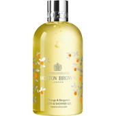 Molton Brown - Bath & Shower Gel - Orange & Bergamot Limited Edition Bath & Shower Gel