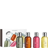 Molton Brown - Reise-Sets - Spicy & Citrus Bathing Collection