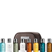 Molton Brown - Reise-Sets - The Daring Adventure Mini Travel Bag