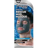 Montagne Jeunesse - Gesichtspflege - For Men Dead Sea Rescue Mud Masque