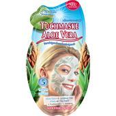 Montagne Jeunesse - Gesichtspflege - Tuchmaske Aloe Vera