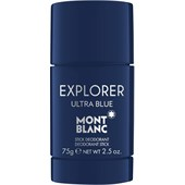 Montblanc - Explorer Ultra Blue - Deodorant Stick
