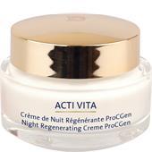 Monteil - Acti-Vita - Night Regenerating Creme ProCGen