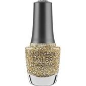 Morgan Taylor - Nail Polish - Gold & Brown Collection Nail Polish