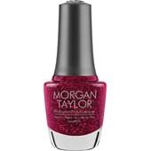 Morgan Taylor - Nail Polish - Red Collection Smalto per unghie