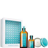 Moroccanoil - Behandlung - Home & Away Set Light