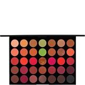 Morphe - Augen - Fierce By Nature Eyeshadow Palette