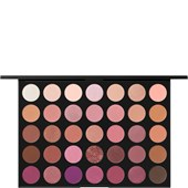 Morphe - Augen - Natural Flirt Eyeshadow Palette