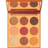 Morphe - Augen - Painted Desert Eyeshadow Palette