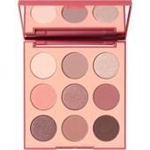 Morphe - Augen - Vintage Rose Eyeshadow Palette