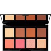 Morphe - Teint - Medium Vibes Face Palette