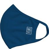 NEQI - Gesichtsmasken - Gesichtsmaske Blau Kids 3-er Pack