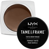 NYX Professional Makeup - Augenbrauen - Tame and Frame Brow Pomade