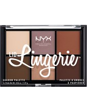 NYX Professional Makeup - Eye Shadow - Lid Lingerie Shadow Palette