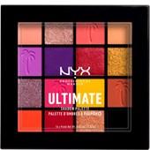 NYX Professional Makeup - Lidschatten - Ultimate Shadow Palette Festival