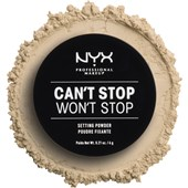 NYX Professional Makeup - Powder - Can't Stop Won't Stop Setting Powder