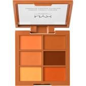 NYX Professional Makeup - Puder - Conceal Correct Countour Palette