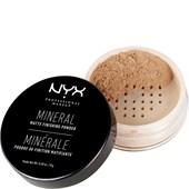 NYX Professional Makeup - Powder - Mineral Finishing Powder