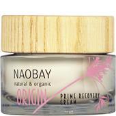 Naobay - Kosmetyki przeciwzmarszczkowe - Origin Prime Recovery Cream