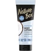 Nature Box - Body Lotions - Exotische Body Lotion mit Kokosnussduft