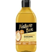 Nature Box - Shower care - Replenishing shower gel with argan scent